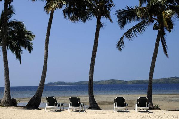 Wananavu Resort Beach